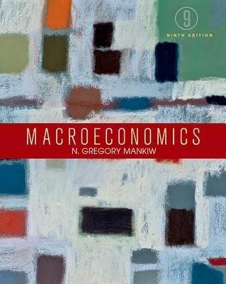 Macroeconomics - Mankiw, N. Gregory