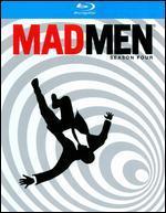 Mad Men: Season Four [3 Discs] [Blu-ray]