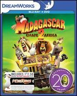 Madagascar: Escape to Africa [Blu-ray/DVD] [Movie Money]
