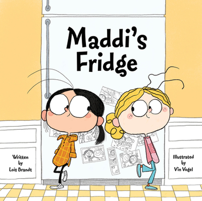 Maddi's Fridge - Brandt, Lois