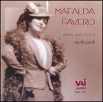 Mafalda Favero Arias and Duets 1928-1946