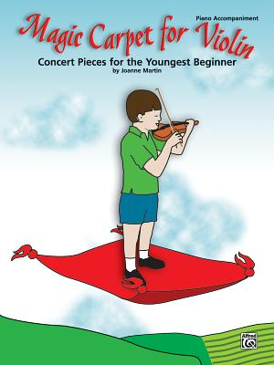 Magic Carpet for Violin: Piano Acc. - Alfred Publishing (Editor)