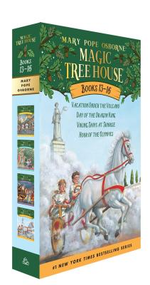 Magic Tree House Volumes 13-16 Boxed Set - Osborne, Mary Pope