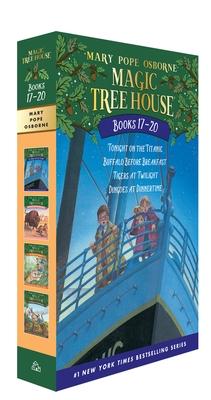 Magic Tree House Volumes 17-20 Box Set - Osborne, Mary Pope