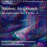 Magnard: Symphonies 2 & 4