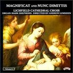 Magnificat and Nunc Dimittis, Vol. 3