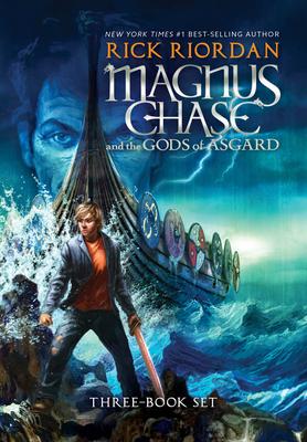Magnus Chase and the Gods of Asgard Set - Riordan, Rick