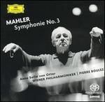 Mahler: Symphonie No. 3 - Anne Sofie von Otter (mezzo-soprano); Hans Peter Schuh (posthorn); Ian Bousfield (trombone); Werner Hink (violin);...