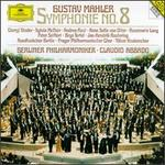 Mahler: Symphonie No.8 - Andrea Rost (soprano); Anne Sofie von Otter (contralto); Bryn Terfel (baritone); Cheryl Studer (soprano); Jan-Hendrik Rootering (bass); Peter Seiffert (tenor); Rosemarie Lang (alto); Sylvia McNair (soprano); Berlin Radio Symphony Chorus (choir, chorus)