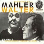 Mahler: Symphony No. 1 / Brahms: Haydn Variations