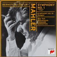 "Mahler: Symphony No. 1 in D Major ""Titan;"" ""Adagio"" from Symphony No. 10 - Leonard Bernstein"