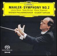 "Mahler: Symphony No. 2 ""Resurrection"" - Latonia Moore (soprano); Nadja Michael (mezzo-soprano); Wiener Singverein (choir, chorus); Wiener Philharmoniker;..."