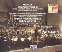 Mahler: Symphony No. 8 - Pamela Coburn (soprano); Richard Leech (tenor); Sharon Sweet (soprano); Siegmund Nimsgern (baritone); Simon Estes (bass);...