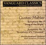 "Mahler: Symphony Nos. 7 (""Song of the Night"") & 8 (""Symphony of a Thousand"")"