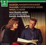 Mahler, Wagner, Wolf: Orchestral Songs