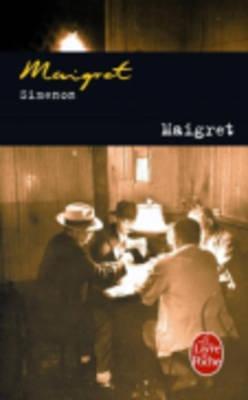 Maigret - Simenon, Georges