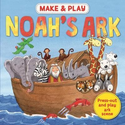 Make & Play Noahs Ark - Hilton, Samantha