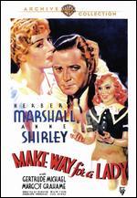 Make Way for a Lady - David Burton