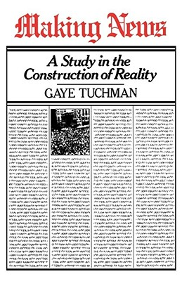 Making News - Tuchman, Gaye Comp