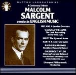 Malcolm Sargent conducts English Music
