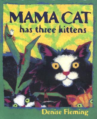 Mama Cat Has Three Kittens -