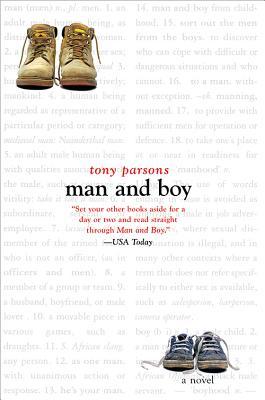 Man and Boy - Parsons, Tony