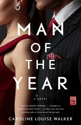 Man of the Year - Walker, Caroline Louise