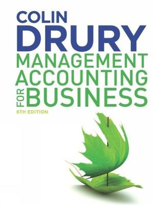 Management Accounting for Business - Drury, Colin