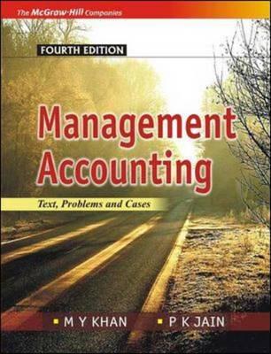 Management Accounting - Khan