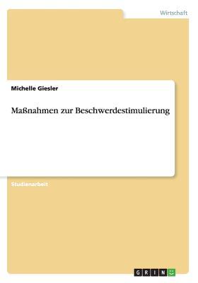 Manahmen Zur Beschwerdestimulierung - Giesler, Michelle