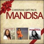 Mandisa Gift Pack: It's Christmas/What If We Were Real/Freedom