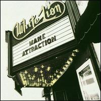 Mane Attraction - White Lion