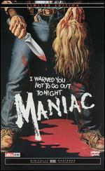 Maniac [Limited Edition Tin] [2 Discs]
