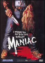 Maniac - William Lustig