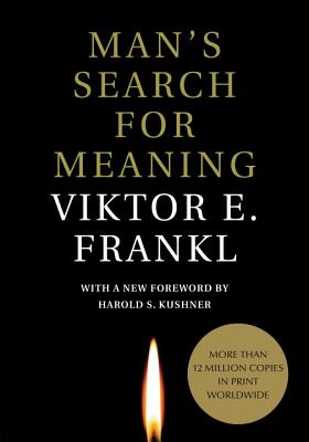 Man's Search for Meaning - Frankl, Viktor E, and Lasch, Ilse (Translated by), and Winslade, William J, Professor (Afterword by)