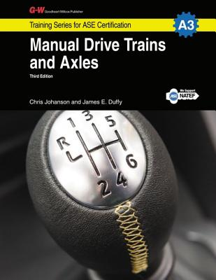 Manual Drive Trains & Axles, A3 - Johanson, Chris, and Duffy, James E