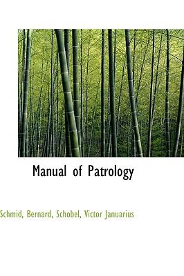 Manual of Patrology - Bernard, Schmid