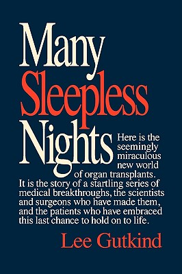 Many Sleepless Nights - Gutkind, Lee