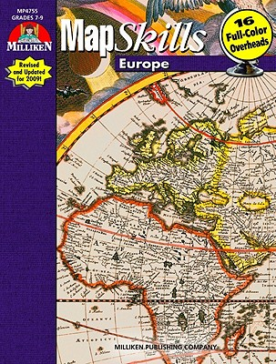 Map Skills - Europe - House, R Scott, and House, Patti M