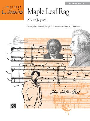 Maple Leaf Rag: Sheet - Joplin, Scott (Composer)