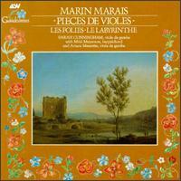 Marais: Pieces de Violes - Arianne Maurette (viola da gamba); Mitzi Meyerson (harpsichord); Sarah Cunningham (viola da gamba)