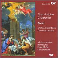 Marc-Antoine Charpentier: Noël - Adit Faludi (soprano); Alexandra Paulmichl (alto); Andrea Brown (soprano); Dominik Wörner (bass); Ensemble 94;...