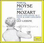 Marcel Moÿse plays Mozart Flute Concertos