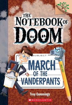 March of the Vanderpants - Cummings, Troy