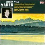 Marek: Chamber Music 1, Vol.7