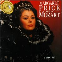 Margaret Price sings Mozart - Dennis Simons (violin); English Chamber Orchestra (chamber ensemble); James Lockhart (violin); James Lockhart (piano);...