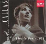 Maria Callas: Live in Paris 1958