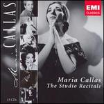Maria Callas: The Studio Recitals [Box Set]