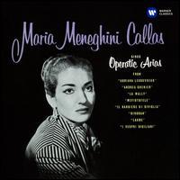 Maria Meneghini Callas sings Operatic Arias - Maria Callas (soprano); Philharmonia Orchestra; Tullio Serafin (conductor)