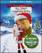 Mariah Carey's All I Want for Christmas Is You [Blu-ray/DVD] - Guy Vasilovich